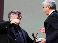 Alfonso Cuarón gana el León de Oro a mejor película por 'Roma'