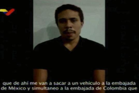 Cómplice de atentado a Maduro confiesa que México estuvo involucrado; SRE lo niega