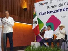 Cafetaleros de Oaxaca rechazan acuerdo de Murat con Nescafé