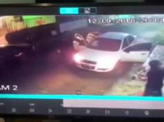 Encapuchados levantan a la estudiante Lesly Jared en Boca del Río (Video)
