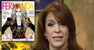 Fernanda Familiar anuncia cierre de su revista; denuncia que la 'lincharon'