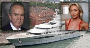 Investigan misteriosa muerte de modelo australiana en yate de Baillères