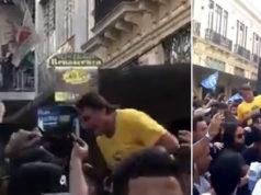 Jair Bolsonaro, presidenciable de la ultraderecha brasileña, es apuñalado (videos)