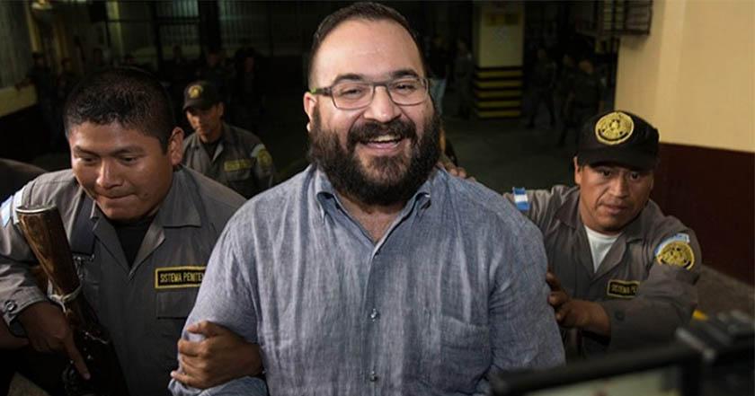 Negocia J Duarte con PGR y se declara culpable de dos delitos para reducir condena