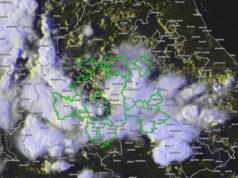 Pronostican tormentas en el Valle de México este sábado