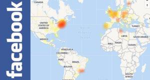 Se reporta caída de Facebook en varios países del mundo (memes)
