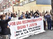 Sujeto roba tres viviendas del campamento de damnificados de Multifamiliar Tlalpan