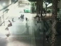 Video capta huida de tiradores de Garibaldi; son ya 5 las víctimas fatales