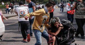 Porros ligados al PRI responsables del ataque en la UNAM
