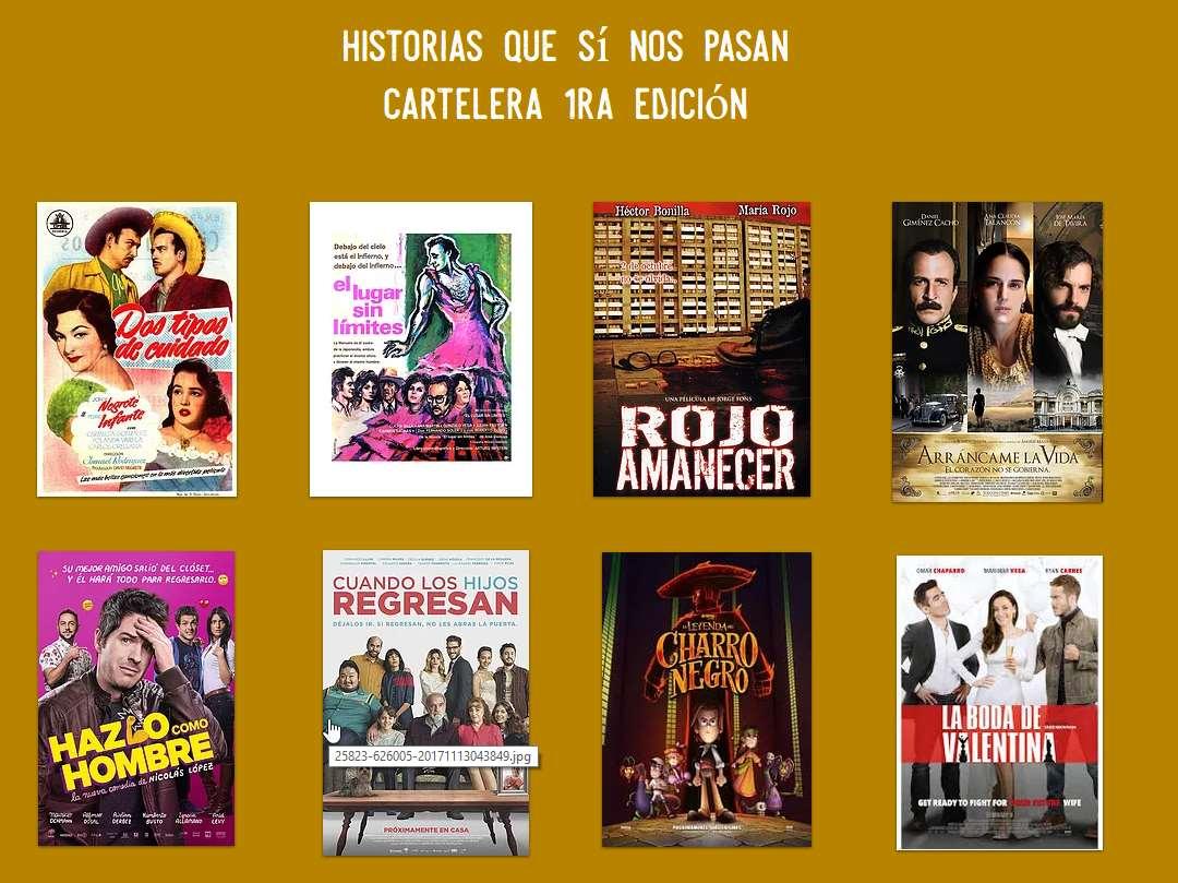Cine a 20 pesos por el mes patrio