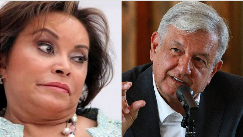 López Obrador se reúne con gobernador de Zacatecas