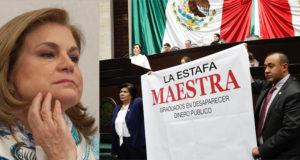 ASF tampoco castigará a Rosario Robles, asegura Arely Gómez