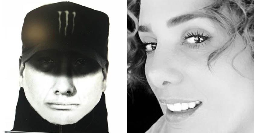 Difunden retrato hablado del posible secuestrador de Betty Monroe
