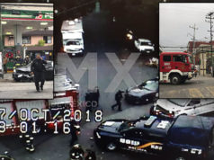 Fallece uno en choque de 4 vehículos en Centro de Coyoacán