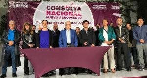 Gana la opción de Santa Lucía en #ConsultaNAICM
