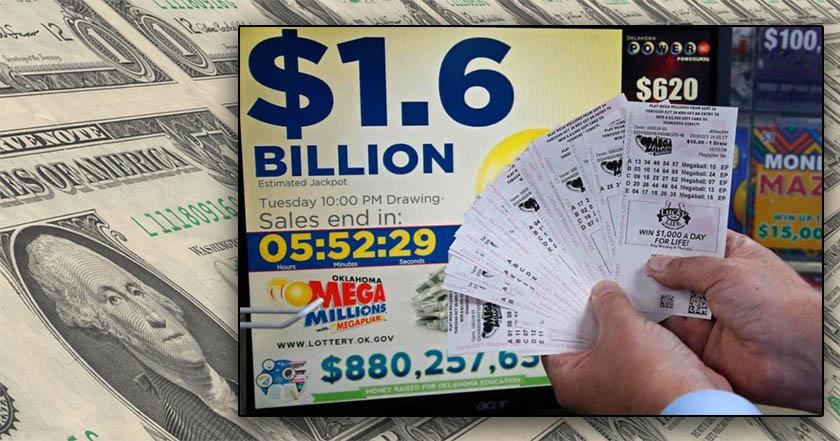 Ganador del premio más grande en la historia de la Lotería de EU_ 'alguien' en Carolina del Sur