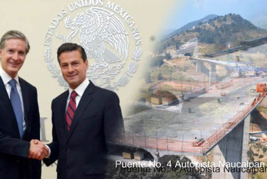 Gobierno de Edomex extiende a Higa contrato de autopista Toluca-Naucalpan por 60 años