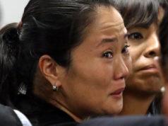 Keiko Fujimori a prisión por caso Odebrecht