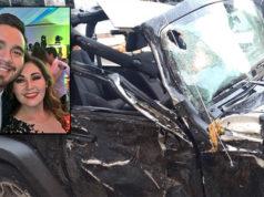 Líder juvenil del PRI chocó y abandonó a novia muerta; está bajo custodia de la FGE Oaxaca