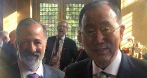 Meade se irá a trabajar a Comisión de Cambio Climático de Holanda