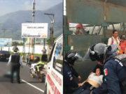 Muere integrante de Caravana Migrante; familias a la intemperie en puente Suchiate 1
