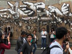 Octubre de 1968 y septiembre de 2014- 'la historia que nos une nos sigue matando'