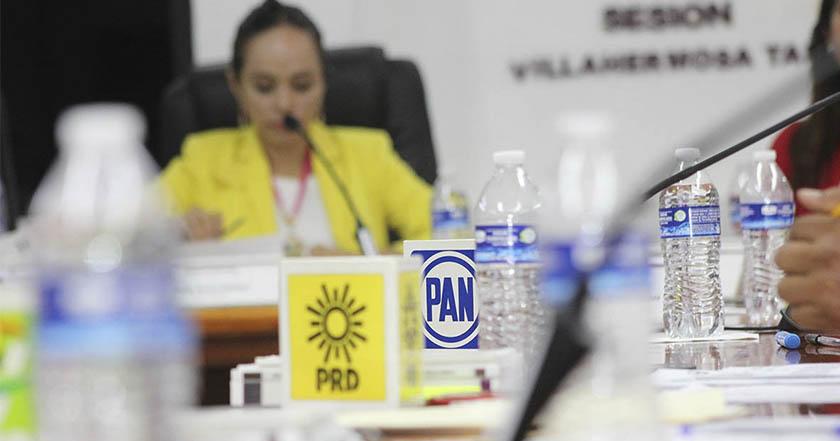 PAN pierde registro en Tabasco; tampoco PT, MC, PES y Panal obtuvieron más del 3 de votos