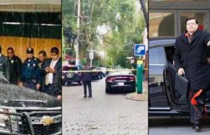 Reportan balacera en casa de Norberto Rivera; un muerto y un herido
