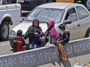 Rescatan a decenas de niños tzotziles víctimas de trata; 11 responsables detenidos