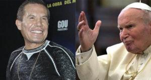 Revelan que Julio César Chávez inhaló cocaína en el baño de Juan Pablo II