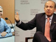 Se defiende Calderón de Madrazo; asegura que sí ganó en 2006