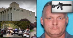Sube a 11 cifra de muertos en tiroteo de sinagoga de Pittsburgh; identifican a agresor