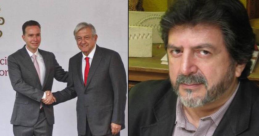 Tren Maya tiene coordinador, Rogelio Jiménez Pons; no Velasco como afirmó Reforma