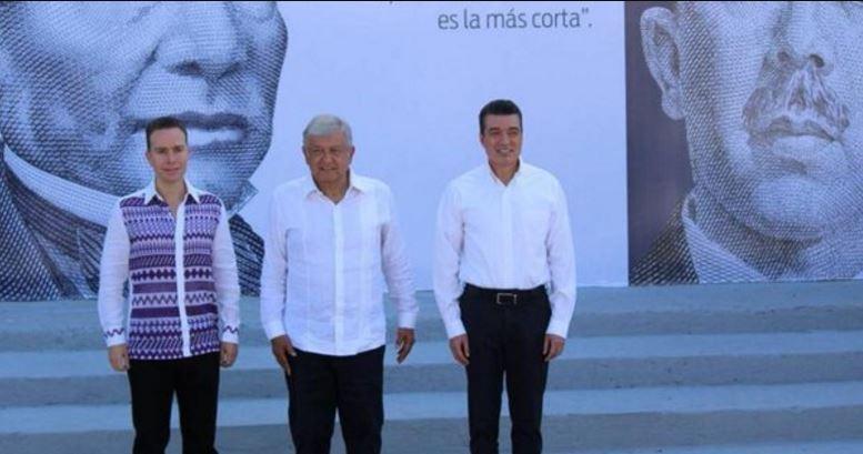 AMLO nombra a Luis C. Sandoval González secretario de Defensa