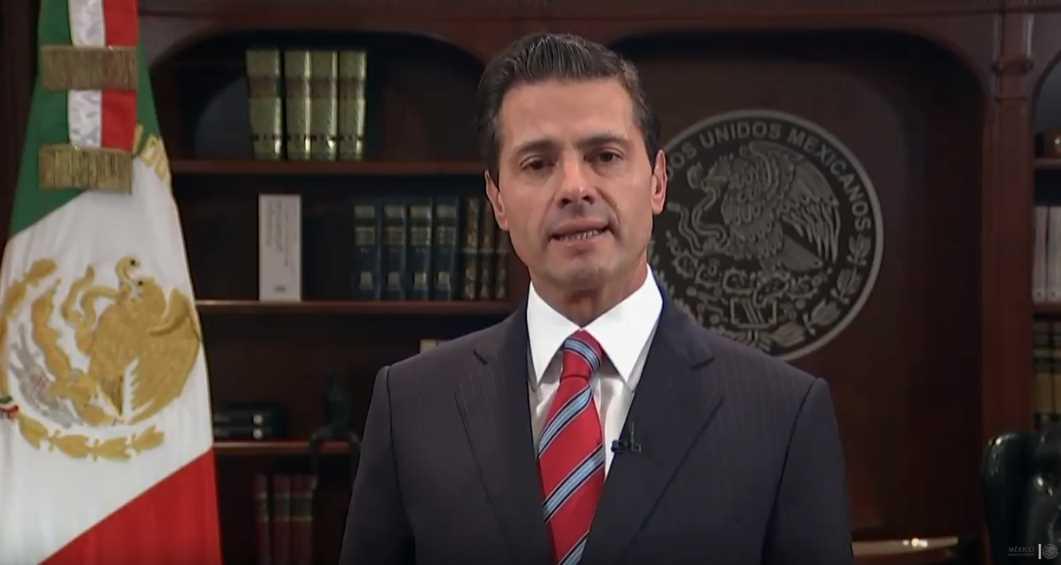 Peña Nieto: 'México no permitirá ingreso violento de la Caravana Migrante'