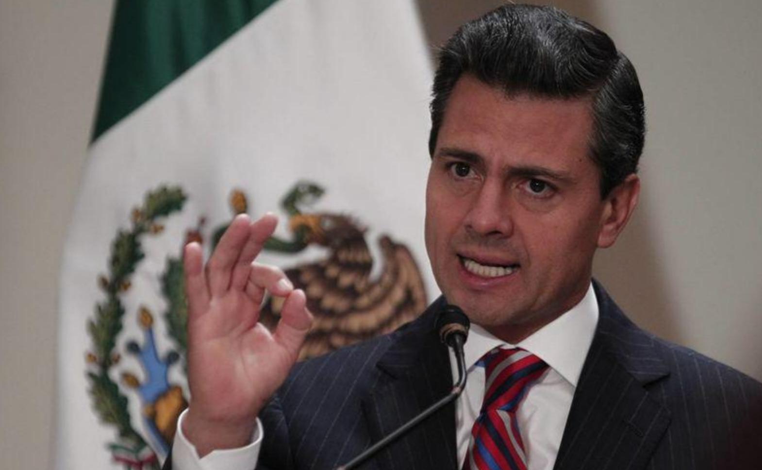 EPN y su gabinete promueven amparo para no ser detenidos