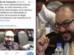¿Controla Mauricio Toledo la Alcaldía Coyoacán_ Publican tuit suyo y lo eliminan
