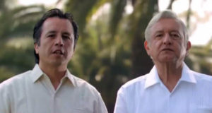 AMLO declarará crisis humanitaria en Veracruz por inseguridad y desfalcos al erario