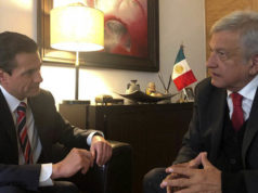 AMLO invita a Peña Nieto a comer a su casa