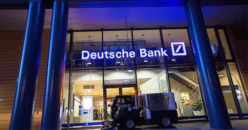 Catean Deutsche Bank por sospechas de lavado relacionado a Panama Papers
