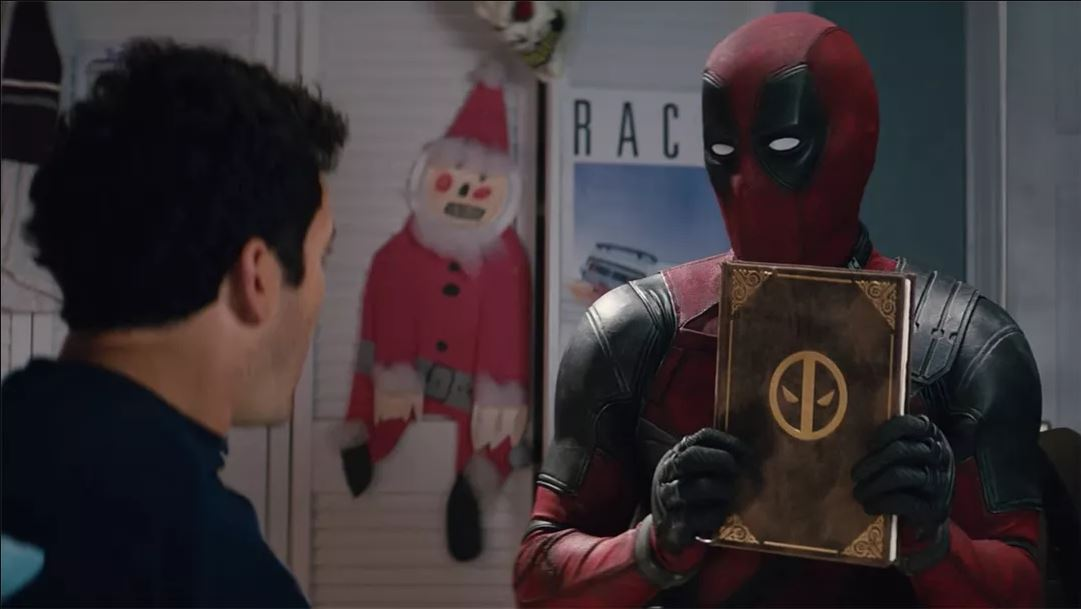 Primer avance de Once Upon a Deadpool
