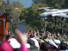 Discurso de AMLO a las Fuerzas Armadas de México