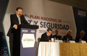En vivo_ AMLO da a conocer Plan Nacional de Paz y Seguridad 2018-2024