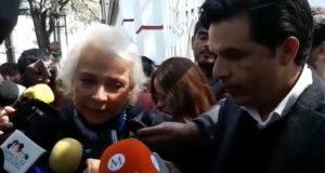 Guardia Nacional no calca estrategia de Calderón; son policías, no soldados_ Olga Sánchez Cordero