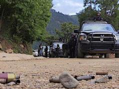Imagen ilustrativa violencia policía guerrero inseguridad narco alerta de viaje querétaro