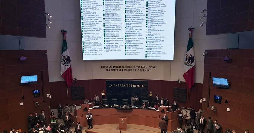 Instituto Nacional de los Pueblos Indígenas se aprueba en Senado