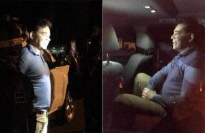 Llevan a Eugenio Hernández, gober acusado de peculado a penal federal