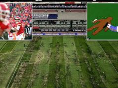 NFL cancela partido en Estado Azteca por mal estado de la cancha (Memes)