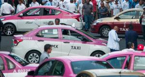 No es necesario repintar taxis por cambio de imagen de Cd de México_ Sheinbaum