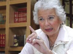 Olga Sánchez Cordero secretaria gobernación segob amlo 06